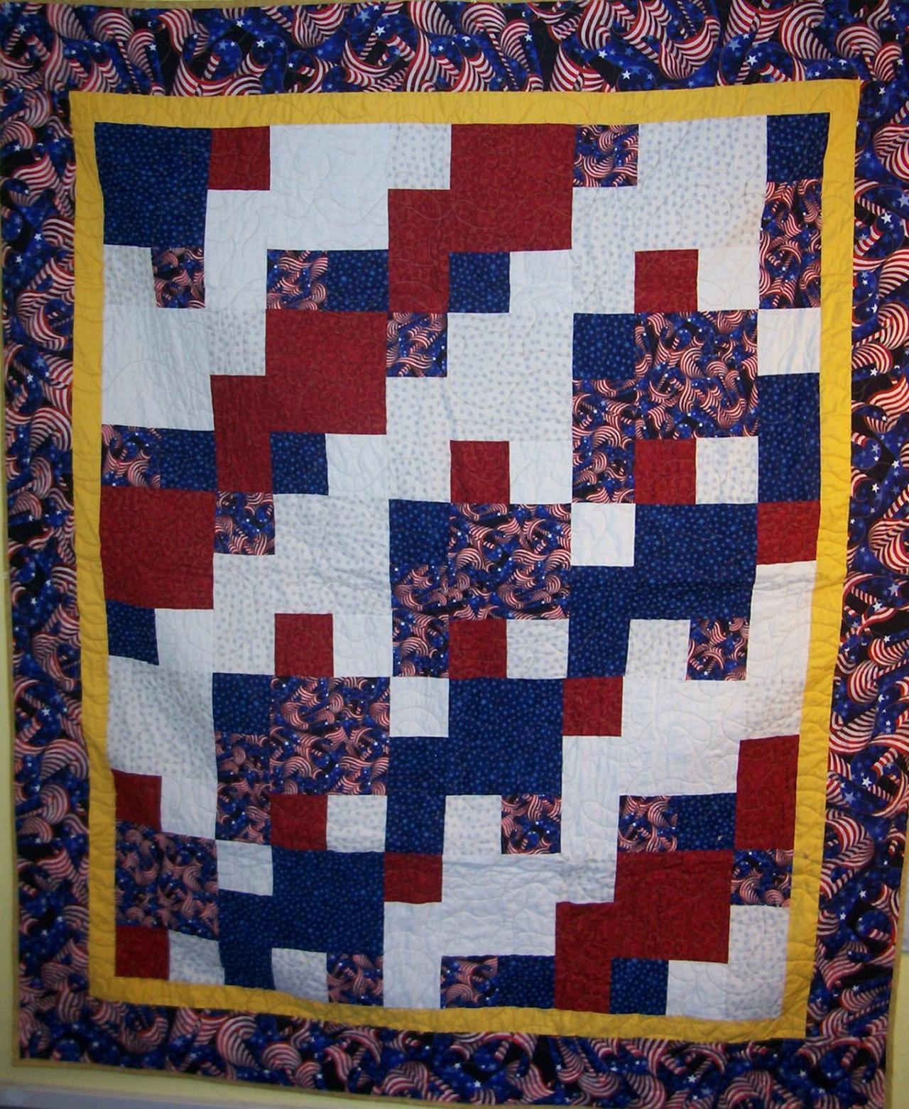 The Quilting Rack - Quilts of Valor